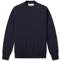 Our Legacy Base Crew Knit Blue