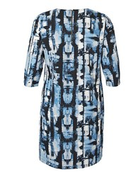 Junarose Patterned Shift Dress