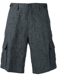 Brunello Cucinelli Tailored Shorts Grey