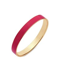 Anne Klein Dual Toned Slip On Bangle Coral