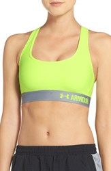 Under Armour Women's 'Mid Crossback' Jogging Bra X Ray Steel X Ray