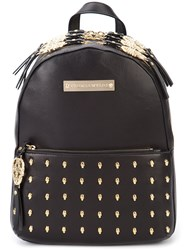 Thomas Wylde Venice Backpack Women Leather One Size Black
