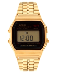 Casio A159wgea 1Ef Gold Digital Watch