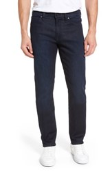 34 Heritage Men's Big And Tall Courage Straight Leg Jeans Dark Rome