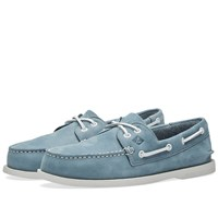 Sperry Topsider Authentic Original 2 Eye Washable Blue