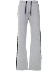 Blood Brother Portal Joggers Grey