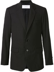 Julien David Blazer Jacket Black