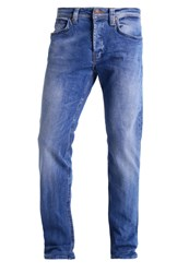 Ltb Hollywood Straight Leg Jeans Denton Wash Blue Denim