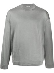 Our Legacy Round Neck Jumper Grey