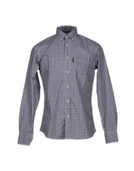 North Sails Shirts Slate Blue