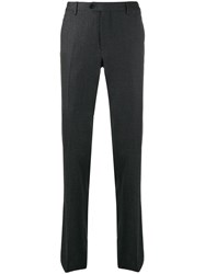 Etro Pleated Trousers Grey