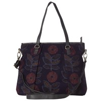 White Stuff Theresa Floral Slouch Bag Blue Multi