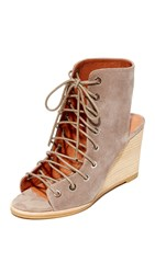 Jeffrey Campbell Coralyn Wedges Taupe