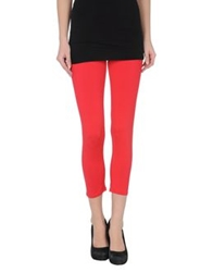 1 One Leggings Red
