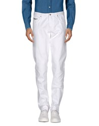 Guess By Marciano Casual Pants White