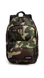 Eastpak Back To Work Backpack Camo