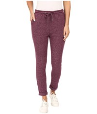 Roxy Signature Feeling Pants Italian Plum Women's Casual Pants Brown