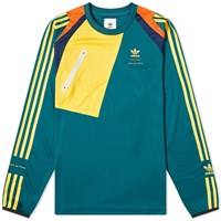 Adidas Consortium X Bed Jw Ford Game Jersey Green