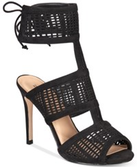 Call It Spring Forcey Strappy Sandals Women's Shoes Black