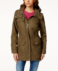 Bar Iii Hooded Anorak Only At Macy's Olive