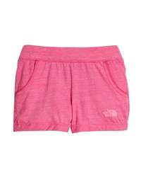 The North Face Tri Blend Lightweight Shorts Size Xxs Xl Pink