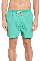 Barbour Victor Swim Trunks Green