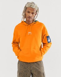 Helly Hansen Urban 2.0 Hoody In Orange