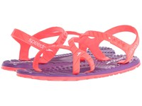 Speedo Exsqueeze Me Inflow Purple Pink Women's Sandals