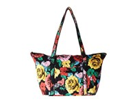 Vera Bradley Miller Bag Havana Rose Bags Brown