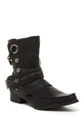 Penny Loves Kenny Swank Ankle Boot Black
