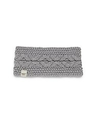 Ugg Nyla Cable Knit Headband Grey