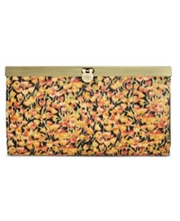 Patricia Nash Vintage Cauchy Wallet Mini Bloom