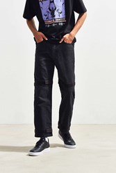 Bdg Utility Baggy Jean Washed Black