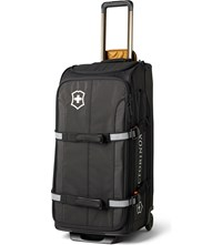 Victorinox Ch 97 Alpineer Wheeled Duffel Bag Black