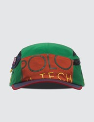 Polo Ralph Lauren Hi Tech 5 Panel Cap