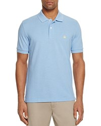 Brooks Brothers Supima Cotton Perfect Classic Fit Polo Shirt Light Blue