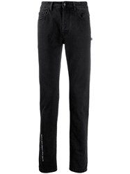 Marcelo Burlon County Of Milan More And More Trousers Black