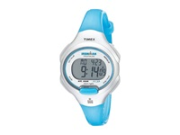 Timex Ironman Traditional 10 Lap Mid Size Resin Strap Watch Blue Digital Watches