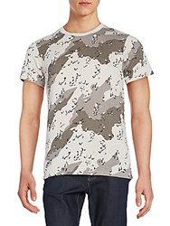 Alternative Apparel Camo Print Jersey Tee Desert Camo