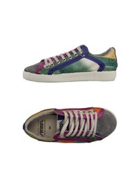 Springa Footwear Low Tops And Trainers Women Grey