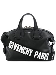 Givenchy Mini Nightingale Tote Bag Women Calf Leather One Size Black