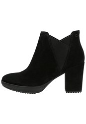 Stonefly Oxy 5 Ankle Boots Black