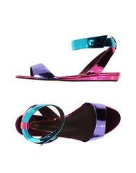 Bruno Magli Footwear Sandals Women Fuchsia