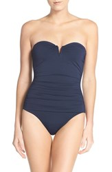 Tommy Bahama Women's 'Pearl' Convertible One Piece Swimsuit