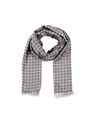 Peuterey Oblong Scarves Grey