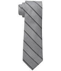 Dkny Heather Stripe Black Ties