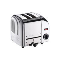 Dualit Classic Toaster Polished 2 Slot