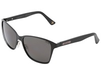 Zeal Optics Laurel Cyn Polarized Matte Black Dark Grey Polarized Lens Sport Sunglasses Gray