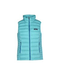 Patagonia Coats And Jackets Down Jackets Women Light Green