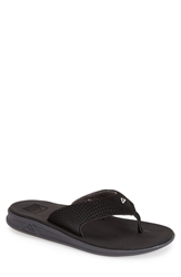Reef 'Rover' Flip Flop Men Black